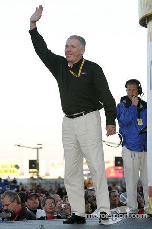 Celebration of Champions ceremony: Buddy Baker