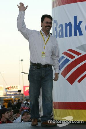 Celebration of Champions ceremony: Ernie Irvan