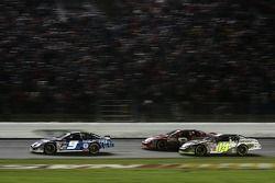 Kasey Kahne, Dale Earnhardt Jr. et Sterling Marlin