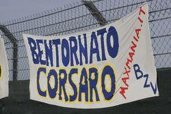 Pancarte pour Max Biaggi
