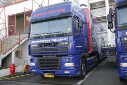 Truck of Winston Ten Kate