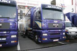 Truck of Suzuki Alstare