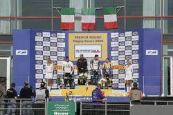 1er : Claudio Corti ; 2ème : Alessandro Politta ; 3ème : Matteo Baiocco