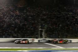 Carl Edwards and Casey Mears