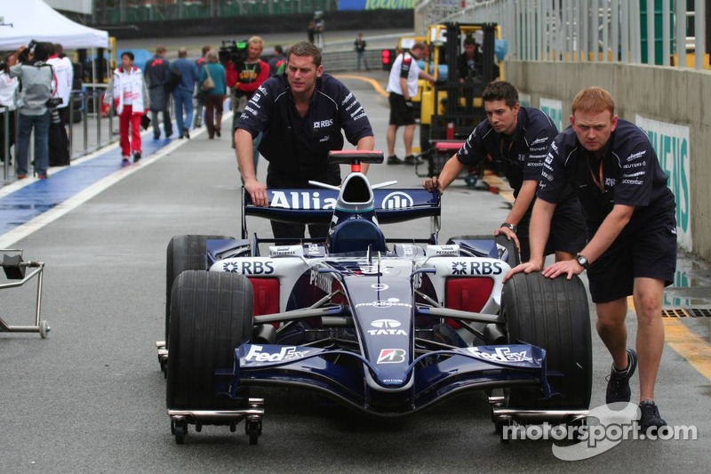 WilliamsF1 FW28 Cosworth
