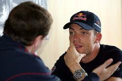 Кристиан Хорнер и Роберт Дорнбос, Red Bull