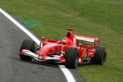 Michael Schumacher gira