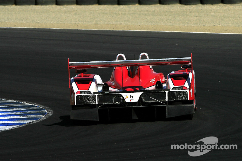 La Horag Racing Lola R05/40 Judd n°27 : Fredy Lienhard, Didier Theys
