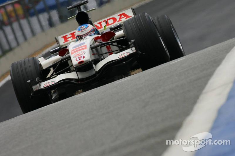 2006 - Honda RA106 (motor Honda)
