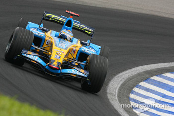 Fernando Alonso took his second title in 2006