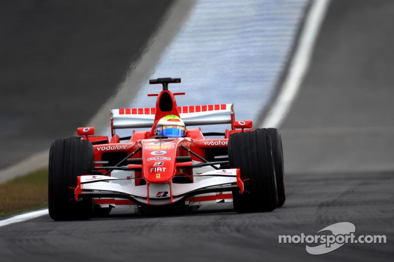 2006 : Felipe Massa, Ferrari 248 F1