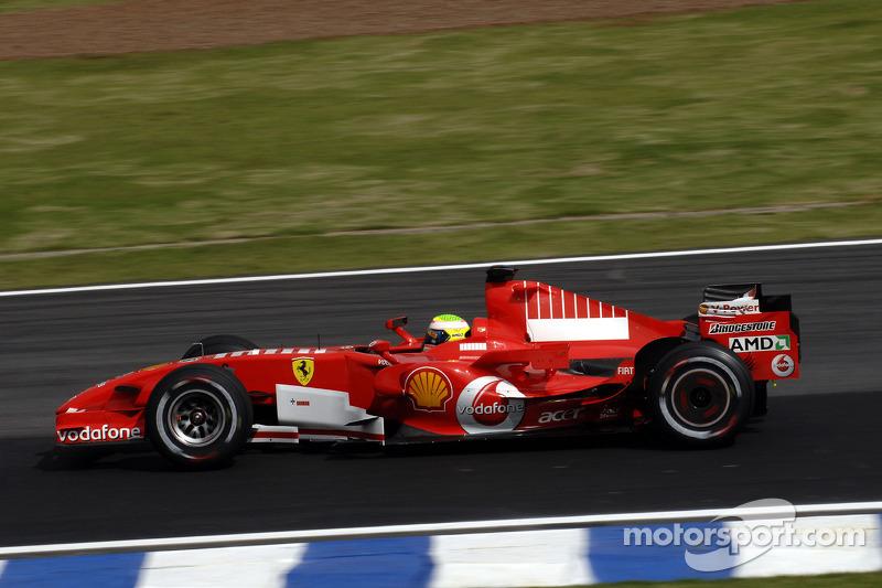 Mais poles seguidas de vitórias: Stirling Moss e Felipe Massa (8)