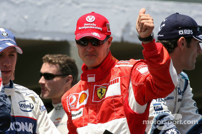 Michael Schumacher, 2006