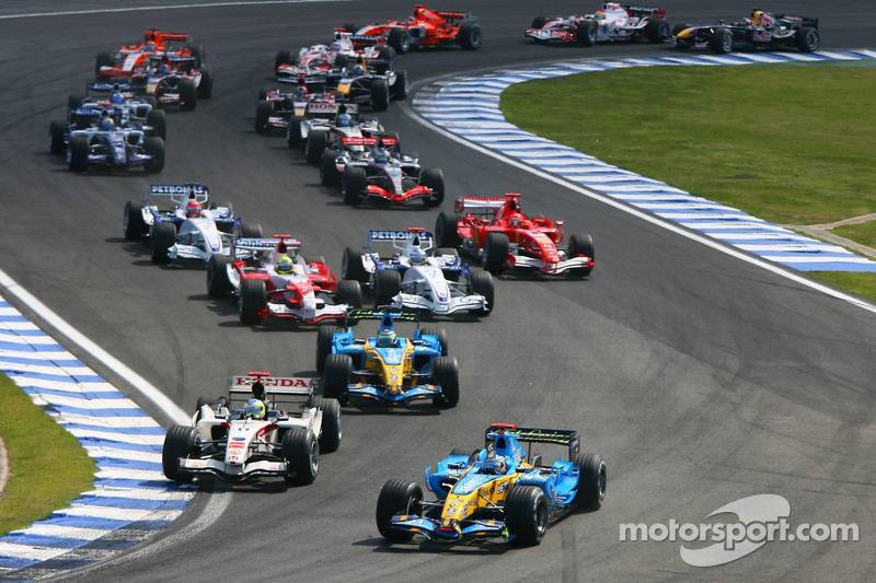 Гран При Бразилии, 2006