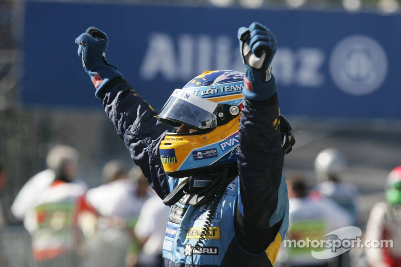 2006: Фернандо Алонсо захищає титул