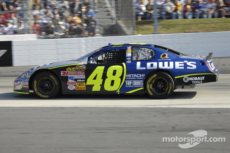 2006, Martinsville 2: Jimmie Johnson (Hendrick-Chevrolet)