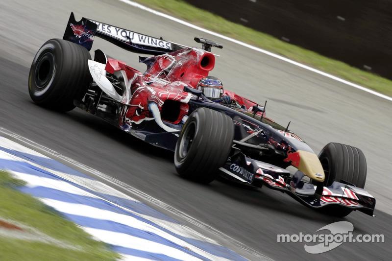 2006 : Toro Rosso STR1