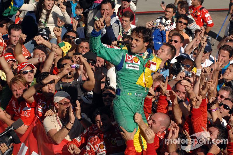 2006: Felipe Massa, Ferrari