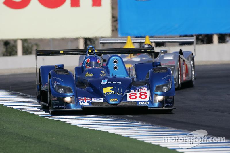 La Creation Autosportif Creation CA06/H-01 Judd n°88 : Nicolas Minassian, Harold Primat