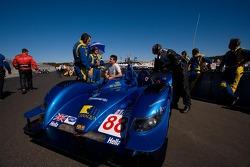 #88 Creation Autosportif Creation CA06/H-01 Judd: Nicolas Minassian, Harold Primat