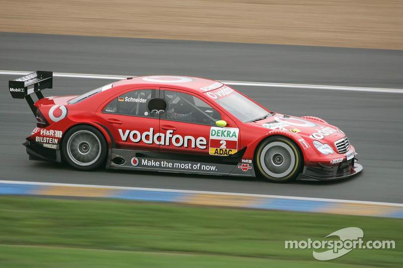 Две победы в гонке и четыре вторых места: четвертый титул в 2006-м для Шнайдера в «новом» DTM. Бернд стал единственным гонщиком, который набрал очки в каждой гонке. Алези в конце года ушел из DTM, проведя 51 гонку