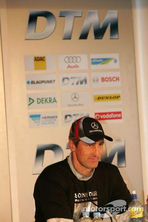 Bernd Schneider, le vainqueur 2006 de DTM