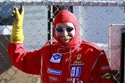 Pompier Ferrari