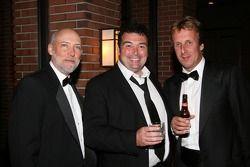 John Ingram, John Hindhugh and Frank Biela