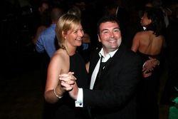 Sarah Durose and John Hindhugh