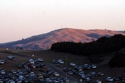 Sunset Carmel Mountains
