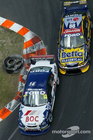 Jones et Whincup