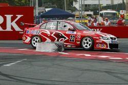 Todd Kelly a remporté le Gillette V8 Supercar Challenge