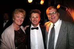 Carol Lynn Fogle, Allan McNish and Richard Sloop