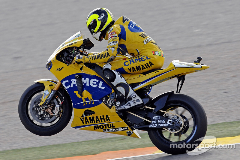 Valentino Rossi, Yamaha Camel Team 2006