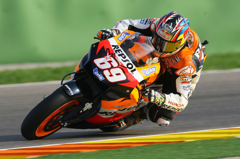 2006 - Nicky Hayden, Repsol Honda Team #69