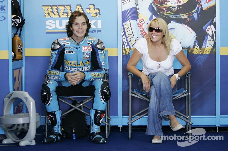 Chris Vermeulen (Le Mans 2007)