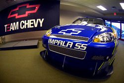 Press conference: the NASCAR Nextel Cup Series 2007 Chevrolet Impala SS Car of Tomorrow