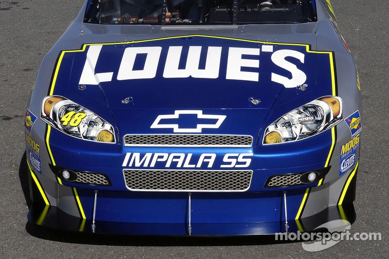 Conférence de presse : La Chevrolet Impala SS Car of Tomorrow de la saison 2007 de NASCAR Nextel CupSeries