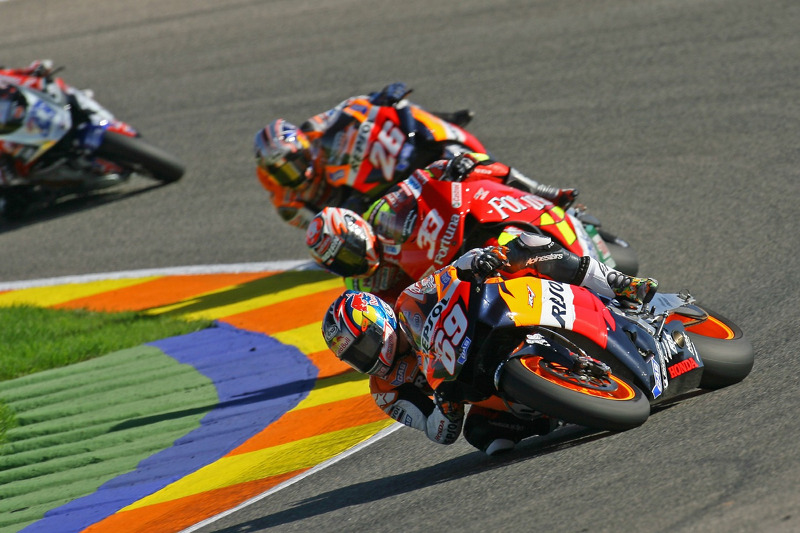 2006: Title showdown at Valencia