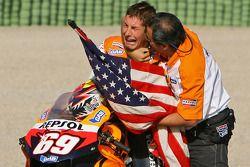 2006 MotoGP Dünya Şampiyonu Nicky Hayden