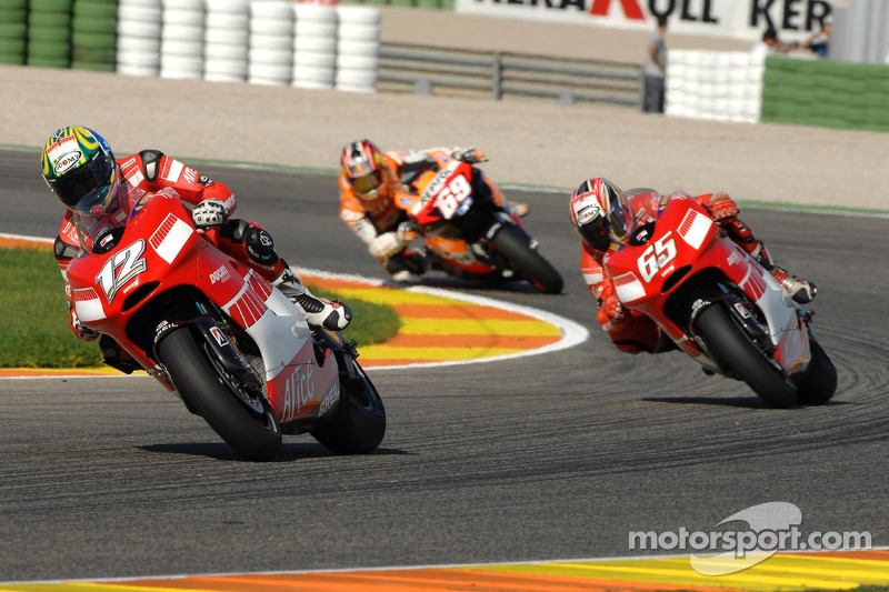 2006 : Troy Bayliss (Ducati Marlboro Team)