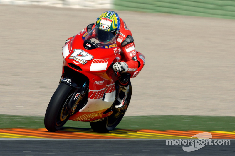 2006. Troy Bayliss