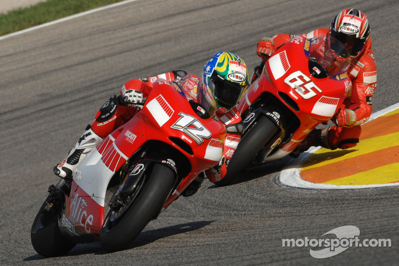 Troy Bayliss (Valencia 2006)