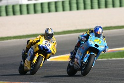 John Hopkins und Colin Edwards