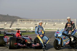 John Hopkins ve ve STR1 ve Vitantonio Liuzzi