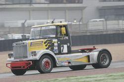 Team Burt Truc Racing Volvo White n°7 : Burt Brian