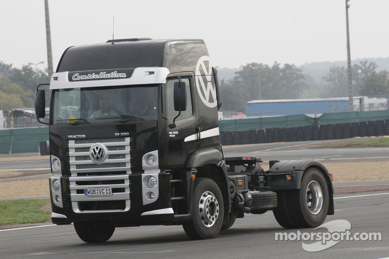 Nouveau pace truck