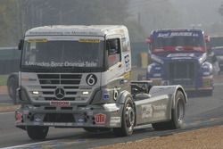 Jochen Hahn Mercedes Benz n°6 : Jochen Hahn