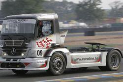 Euroline Truck Racing Team Mercedes Benz n°9 : Niko Pulic