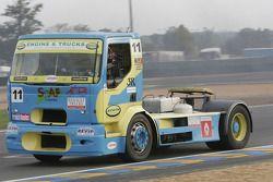 Paris Truck Racing Renault / Sisu n°11 : Maurice Monfrino